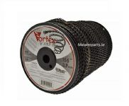 3.9mm 5LB Heavy Duty Vortex Rotary Strimmer Line 420ft